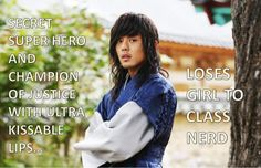 2nd lead syndrome strikes again.....I would have picked Moon Jae Shin