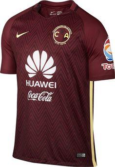 Nike lança nova camisa reserva do América do México - Show de Camisas Mais Futebol  Masculino 16791a79bfd6e