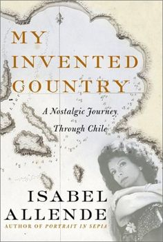 The 1000th Voice: My Invented Country by Isabel Allende  Review