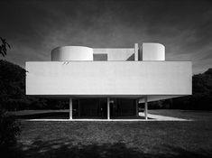 Villa Savoye, 1929 – Le Corbusier.