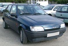 Ford Fiesta Mark 3