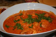Butter Chicken Pakistani Style, recipe: http://fakeitfrugal.blogspot.com/2012/02/fake-your-own-indian-takeout.html