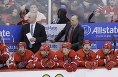 Red Wings Grinder: Games #42-60 - quick recap and current situation a...
