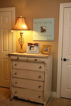 Shabby Chic Furniture from kellyskornerblog