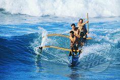 outrigger canoe ~homesick
