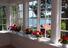 window, Sävö, Sweden
