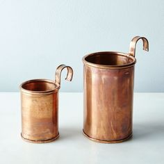 Copper Storage Cup on Food52