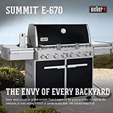 My Weber Summit E 670 Natural Gas Grill Review Peek At This Blog Gas Grill Reviews Natural Gas Grill Gas Grill