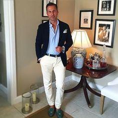 It's getting chilly in Florida, time to bring out the cashmere jacket... #fashion #instafashion #instastyle #style #mensstyle #mensfashion #elegance #luxury #ralphlauren #purplelabel #stubbsandwootton #palmbeach #travel #interior #design #gentleman #dandy #streetstyle