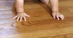 Parkett und Holzböden natürlich pflegen und kleine Macken beseitigen