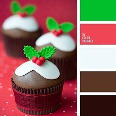 Цветовая палитра №3661 /color palette #3661 #incolorbalance_christmas #incolorbalance_winter
