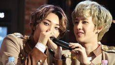 Xero and B-Joo ♥♥ Topp Dogg