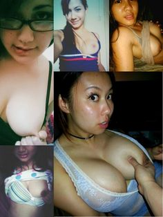 Hottest Asian Big Boobs Photo Selfie