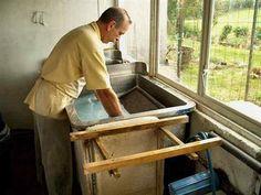 Griffen Mill handmade paper for bookbinders, conservators, artists, restorers & historical re-enactors