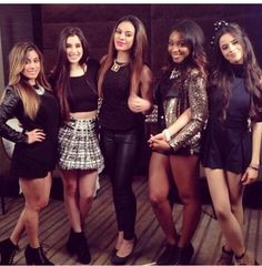 My favorite picture of them #wcw #fifth harmony
