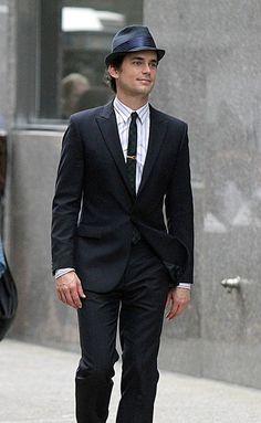 Every man should dress like Neil Caffrey.