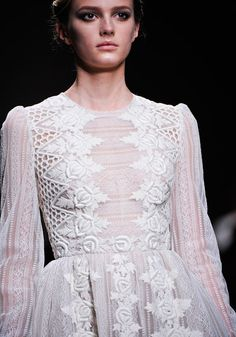 C'est si bon: daily cup of couture: valentino fall 2012 collection