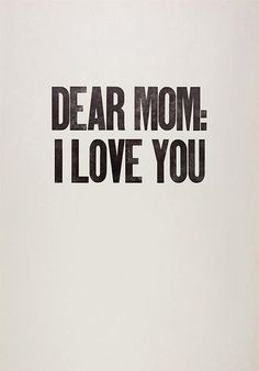 Joni Kapavik is the best mother in the world. I love you always and forever & more everyday! LOVE~ Whitney Brook