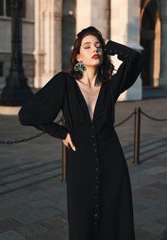 #orovica #shirtdress #lbd 21st Dresses, Shirtdress, Every Woman, Lbd, Silhouette, Black, Women, Style, Fashion