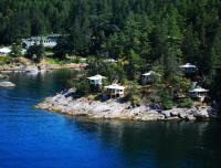 Sunshine Coast Accommodations and Spa at Rockwater Secret Cove Resort | British Columbia Canada