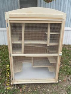 I think I found the perfect cage to make for my chin- how to make a chinchillia cage | New Chinchilla Cage | Houston | eBay Classifieds (Kijiji) | 15732347