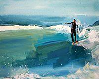 Vincenzo Ganadu /Italy / Surf Artist