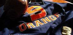 Vintage Style Syracuse University Sweater from ADK Outlet / T. Dalton