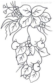 Worksheet. Dibujos para bordar a mano frutas  Imagui  Ideas para el hogar