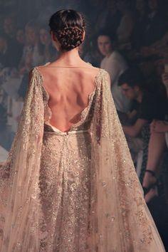 Paolo Sebastian 2016 A/W Couture.