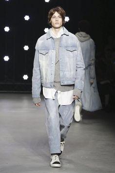 Topman Menswear Fall Winter 2016 London