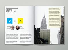 IPG Media Economy Report Vol.3 by Martin Oberhäuser, via Behance