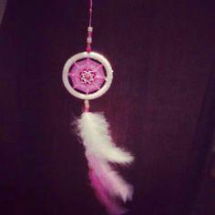 Filtro dos sonhos rosa.