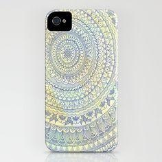 Mandala Doodle iPhone Case