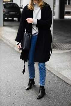 Minimal outfit for winter - Katiquette Casual Winter Outfits, Winter Layering Outfits, Winter Outfit For Teen Girls, Outfit Winter, Winter Style, Look Fashion, Teen Fashion, Winter Fashion, Minimal Outfit