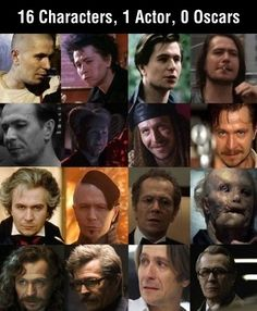 Gary Oldman! The hijacker from Air Force One isnt even here