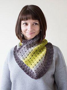 Olgajazzy Hei Snood Pattern at Dream Weaver Yarns LLC