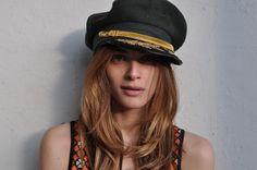 me  myCastle  th CapTains Hat- Chanel Hat 0a3eb4e4c97