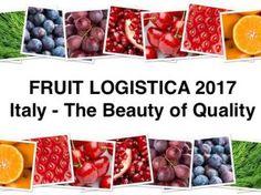 Fruit Logistica 2017: ortofrutta italiana in pole #sanomangiare