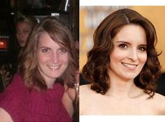 @KCoonATLRadio: About once a day someone tells me that I look like Liz Lemon. #30Rockelganger