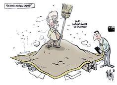 Rug Rat - Zanetti's View Australian Politics, Rats, Carpet, Snoopy, Cartoon, Fictional Characters, Shag Rug, Comic, Fantasy Characters