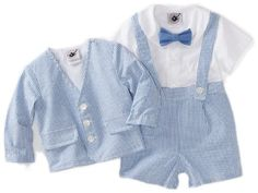 Good Lad Baby-Boys Infant Eton.... ahhh haha need something like this!