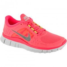 #Nike Free Run +3. In need of some new trainers and these are just so pretty!