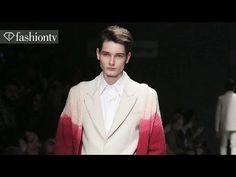 ▶ Joao Pimenta Winter 2014 Runway Show | Sao Paulo Fashion Week SPFW | FashionTV - YouTube - Lots of beautiful men in his show.