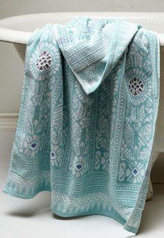 Marigold Towel