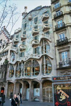 Celebrando el genio de Antoni Gaudí |