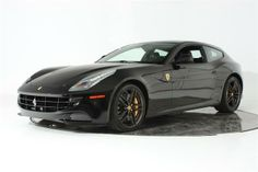 2013 Ferrari FF Base AWD 2dr Coupe Coupe 2 Doors Black for sale in Fort lauderdale, FL Source: http://www.usedcarsgroup.com/used-ferrari-for-sale-in-fort_lauderdale-fl