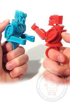 Buy Rock'em Sock'em Robots Mini at TinToyArcade.com