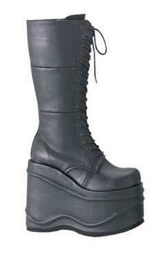 WAVE-302 Black Pu >>> Find out more about the great product at the image link. #boots