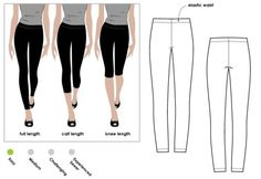 Plus Size Tights and Leggings | Curvy Sewing Collective | Bloglovin'