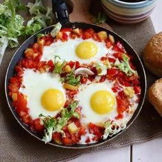 Culinary recipes of dishes with photos Egg Recipes, Clean Recipes, Healthy Recipes, Healthy Meals, Healthy Food, Recipies, Different Recipes, International Recipes, Food Porn